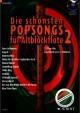 Titelbild für ED 9955 - DIE SCHOENSTEN POPSONGS 2