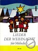 Titelbild für HG 684 - LIEDER DER WEIHNACHT