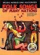 Titelbild für MMO 3337 - FOLK SONGS OF MANY NATIONS