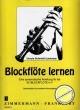 Titelbild für ZM 80237 - BLOCKFLOETE LERNEN