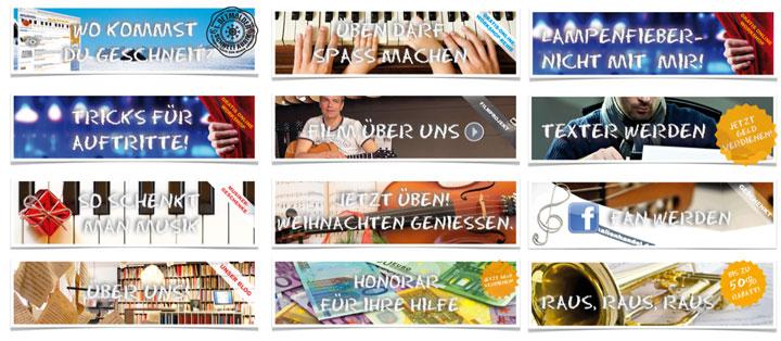 Hauspost - der musikalienhandel.de-Newsletter