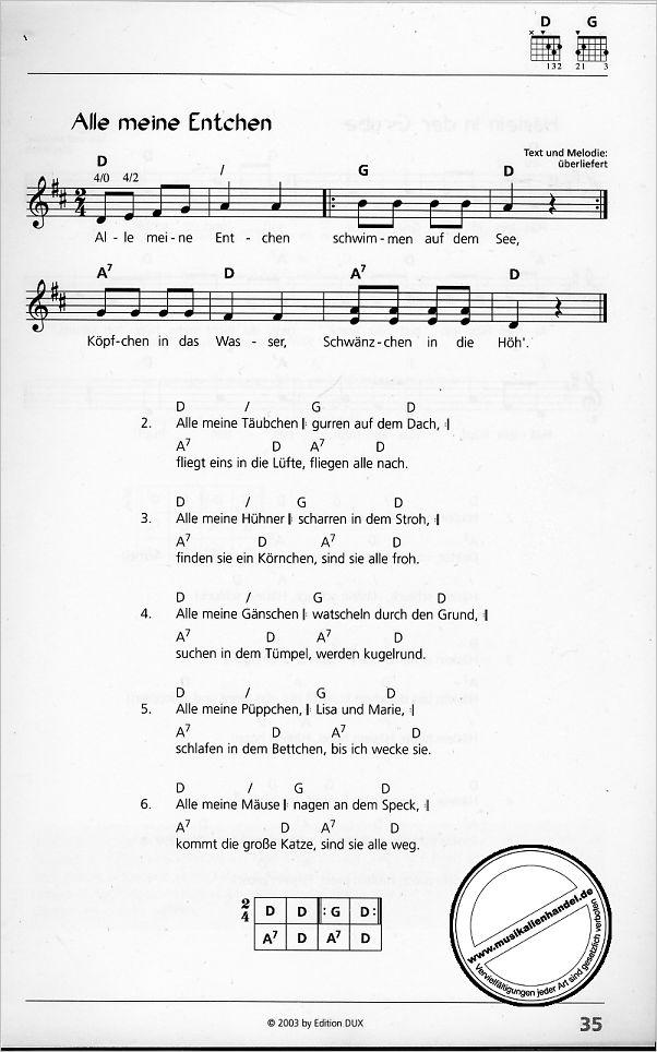 O Tannenbaum Kinderlied.Kinderlieder Mit Einfachen Gitarrengriffen