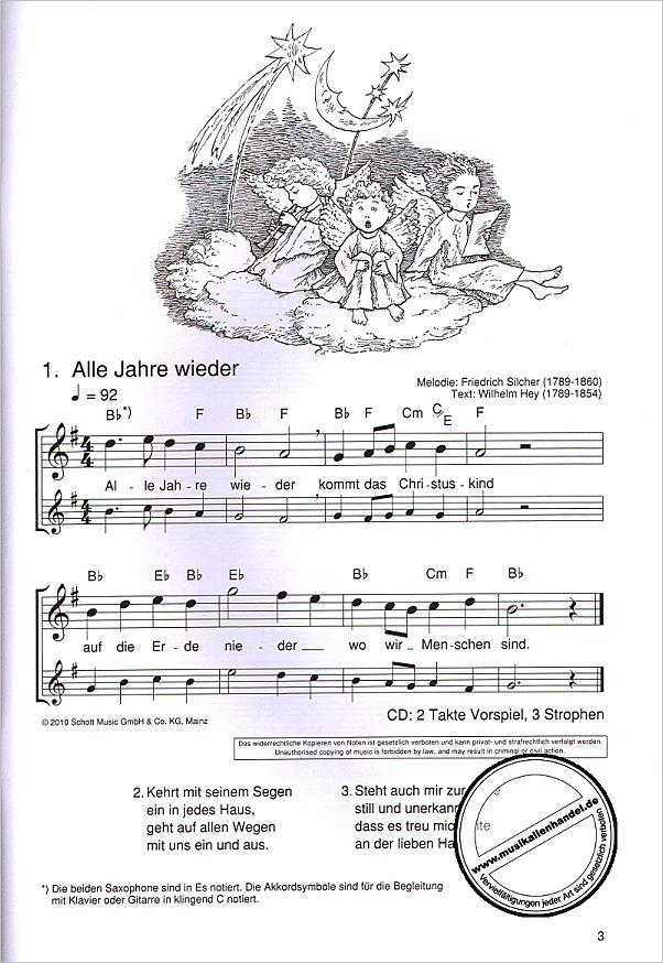 DIE SCHOENSTEN WEIHNACHTSLIEDER - von Magolt Hans + Marianne - ED ...