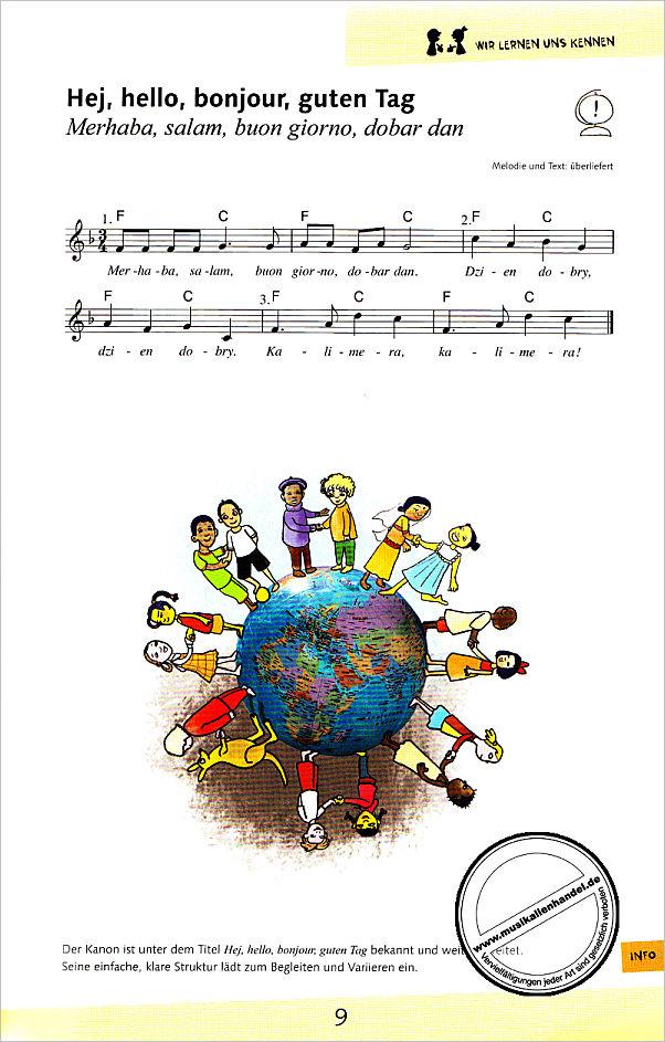Kinderlieder Von Nah Und Fern