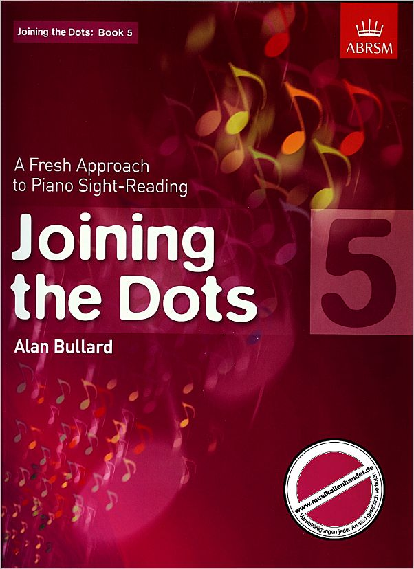 Titelbild für ABRSM 9805 - JOINING THE DOTS 5