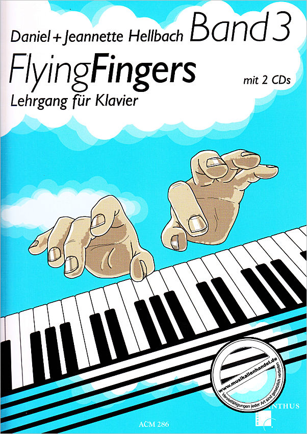 Titelbild für ACM 286 - FLYING FINGERS 3