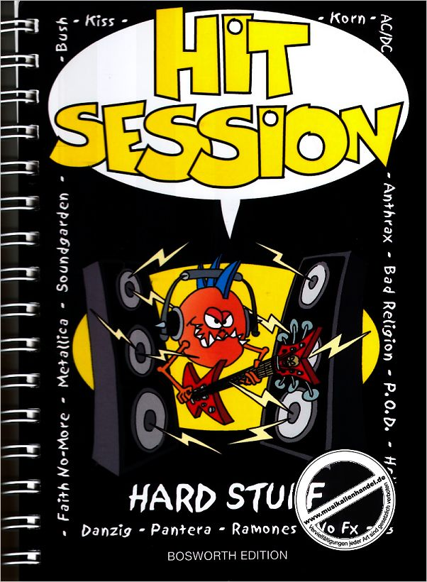Titelbild für BOE 7111 - HIT SESSION 2 - HARD STUFF