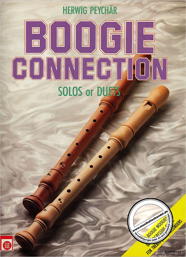 Titelbild für EMZ 2107699 - BOOGIE CONNECTION