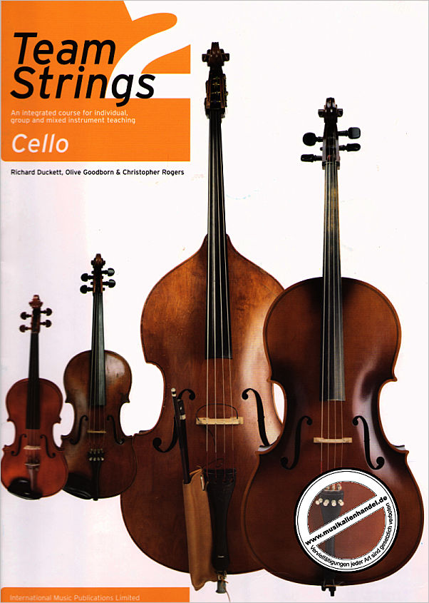 Titelbild für ISBN 0-571-52802-3 - TEAM STRINGS
