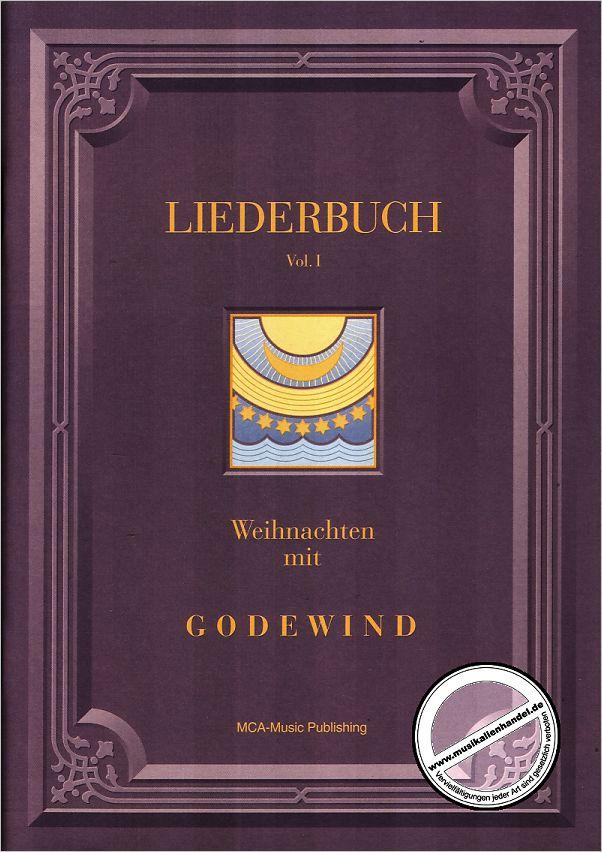 WEIHNACHTEN MIT GODEWIND - von Godewind - MCA 463205 - Noten