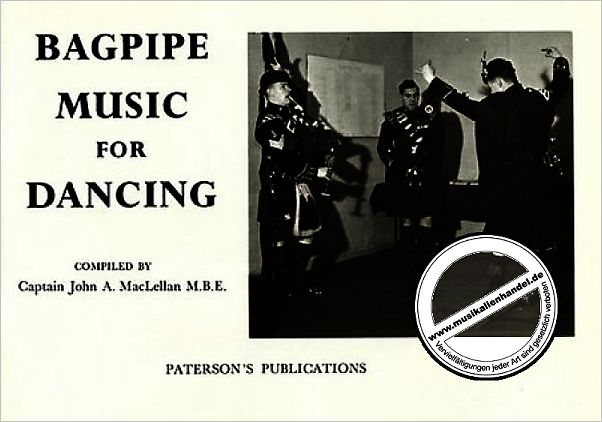 Titelbild für MSPAT 30013 - BAGPIPE MUSIC FOR DANCING