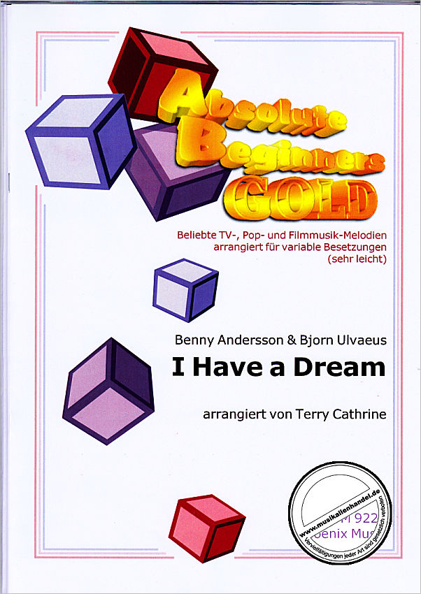 Titelbild für PHOENIX -PM 9221 - I have a dream