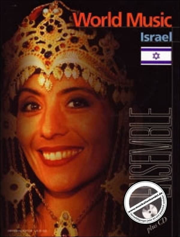 Titelbild für UE 31523 - WORLD MUSIC ISRAEL